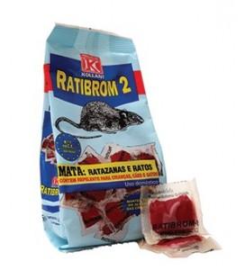 Ratibrom 200 gr Ret cx/ 6 un