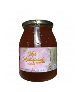 Mel do ALENTEJO MULTIFLORAl 1 Kg gr cx/6