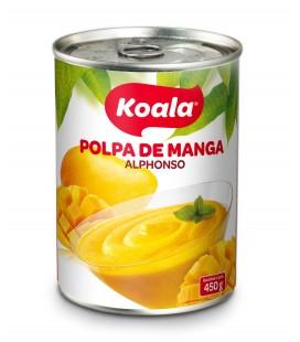 Polpa de Manga KOALA 450 gr cx/12