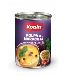 Polpa de Maracuja KOALA 565 gr cx/12