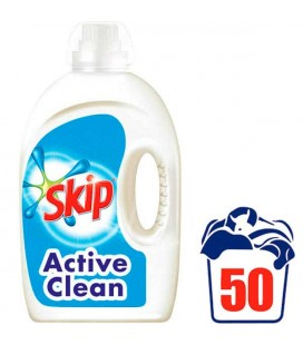 Skip Liquido Active Clean 50 Doses cx/4