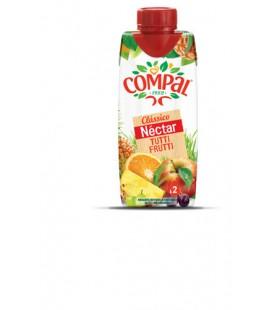 Compal Tetra Classico Tutti-Frutti 33cl cx/18