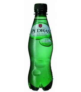 Agua das PEDRAS Pet 0.33 cx/6 un