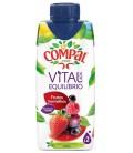 Compal Tetra Vital Frutos Vermelhos 33cl cx/18