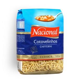 Massa Nacional Cotovelinhos 500gr cx/18