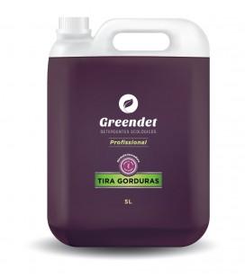 Detergente Tira Gorduras Industrial 5 Lt