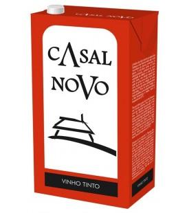 Casal Novo Tetra Tinto 1L 10.5% (Pacote) cx/12