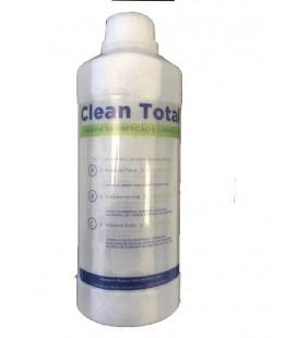 Clean Total 1 Litro (Desinfecao e Limpeza) Concent