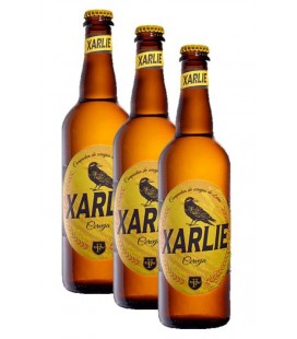 Cerveja XARLIE 500ml cx/6