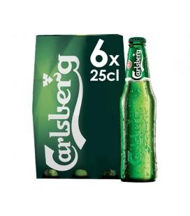 Carlsberg Cerveja 0.25 T.P. cx/24