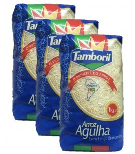 Arroz Tamboril Agulha kg cx/12 kg