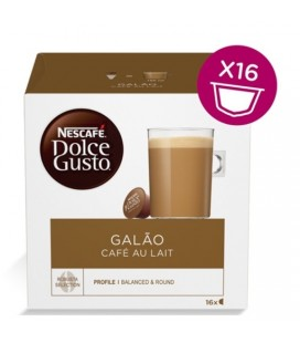 Capsula Cafe Dolce Gusto Galao cx/16