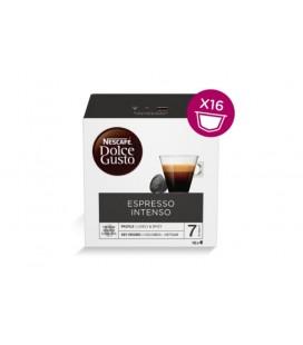 Capsula Cafe Dolce Gusto Espresso Intenso cx/16