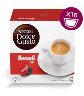 Capsula Cafe Dolce Gusto Boundi cx/16