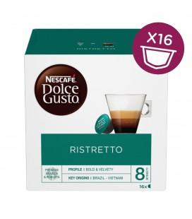 Capsula Cafe Dolce Gusto Ristretto cx/16