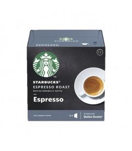Capsula Cafe Dolce Gusto Starbucks Espresso cx/12