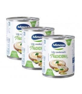 Leite Condensado Mimosa Tradicional 397gr cx/12