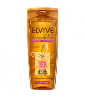 Champo Elvive Oleo Extra Cabelo Normal 700ml cx/6