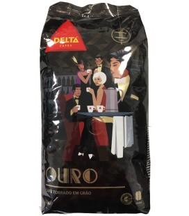 Cafe Delta Lote Ouro Grao 1Kg cx/ 10 un