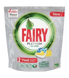 Fairy Capsulas Platinum Pak/24un 358gr