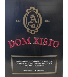 Vinho Licoroso Tinto DOM XISTO 18% 5 Litros
