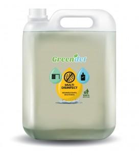 Desinfectante Multiusos (Multi Disinfect) 5 Litros