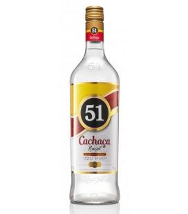 Cachaca 51 1 Litro