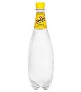 Agua Tonica Schweppes 1 Litro cx/12 un