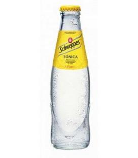Agua Tonica Schweppes VIDRO 0.25 /24 un
