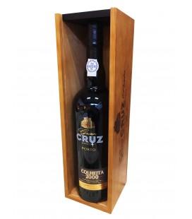 V. Porto Cruz Colheita 2000 cx/6 Madeira