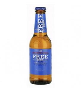 Cerveja Free Damm S/Alco T.P. 0.25 6pakx4/cx/24
