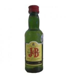 Miniatura Whisky JB Rare 0.05
