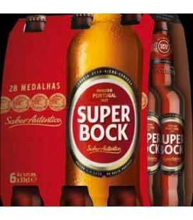Mini Super Bock 0.20cl Tp Cx/24