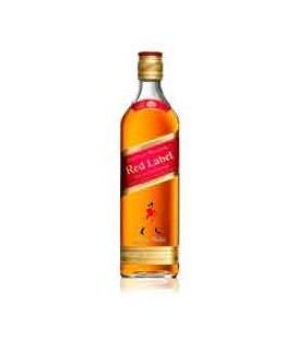 Frasco Whisky J. WALKER RED LABEL 0.20 cx/24