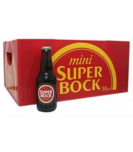 Mini Super Bock Branca 0.20 T. R. cx/30