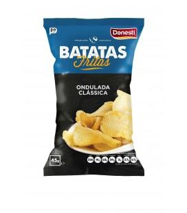 Batata Frita DANESTI Ondulada Classica 45 gr cx/26