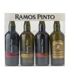 Miniatura V.Porto Ramos Pinto Branco (JMV) 0.09