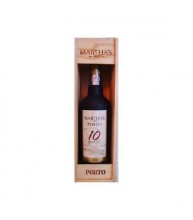 V. Porto 10 Anos Marthas cx Madeira 0.75