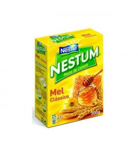 Nestum Mel 300 gr cx/14