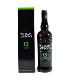 Whisky William Lawsons 13 anosc/cx 70cl