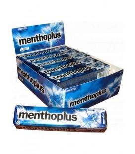 Menthoplus Pastilhas Mentol Pak 12