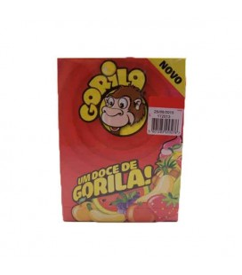Pastilha Gorila Melancia cx/100