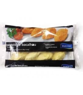 Pataniscas de Bacalhau PASCOAL 12 cov 6 un(300gr)