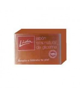 Sabonete LIDA Glicerina 3x125 gr cx/12 pak