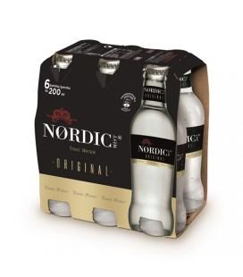 Agua Tonica Nordic 0.20 T.Perd. cx/ 24