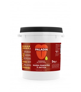 Massa de Pimentao Peninsular Paladin 5 kg
