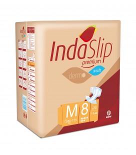 Fralda Indaslip Premium Air Soft M8 cx/4 pak x 20