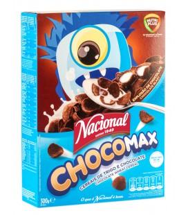 Cereais Nacional Chocomax 300gr cx/12