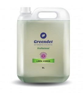 Detergente Limpa Vidros 5 Litros