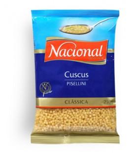 Massa Nacional Cuscus 250gr cx/36
